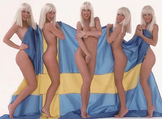 swedish women are easy