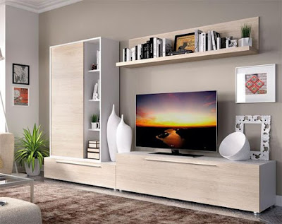 Model Rak TV Minimalis