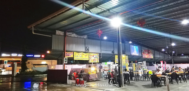 Hyeon's Travel Journal; S7 Food Court