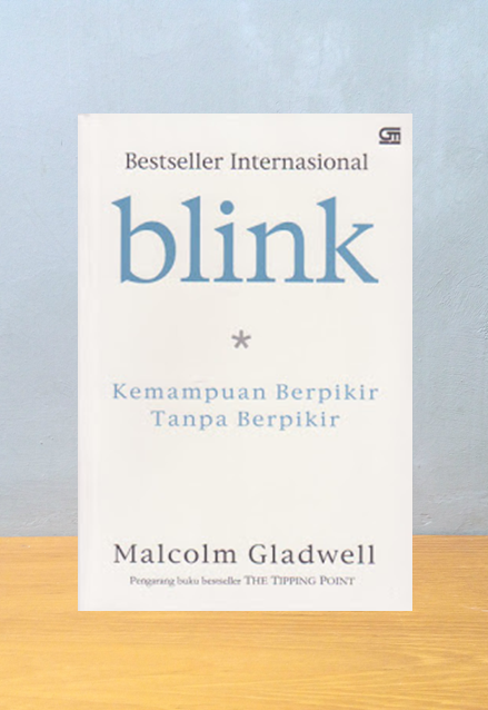 BLINK, Malcolm Gladwell