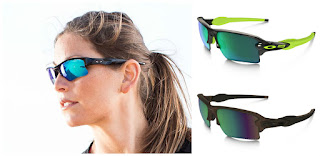 oakley flak jacket polarized sunglasses