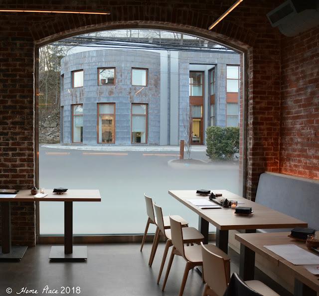 OKO Restaurant - Interior