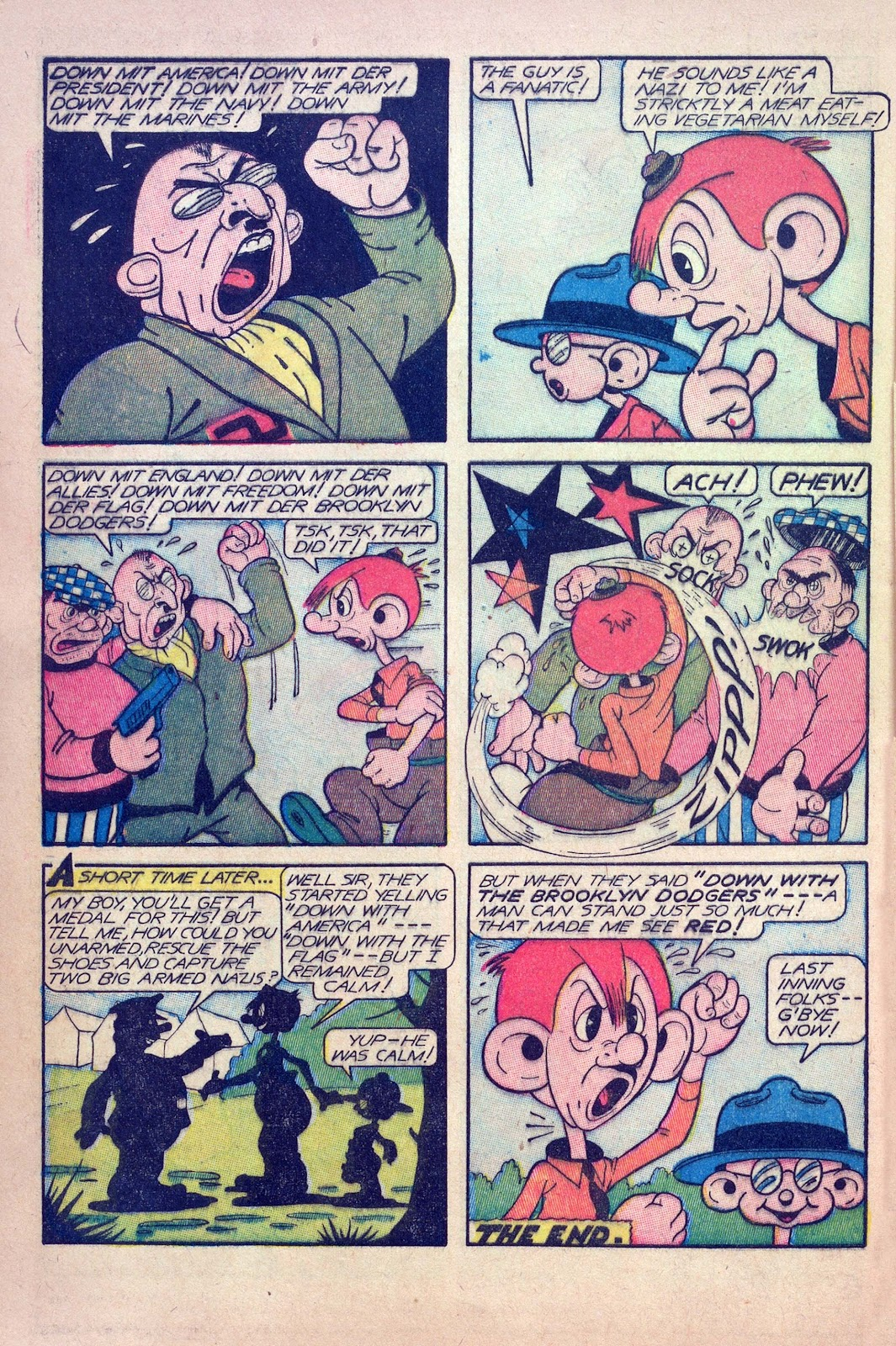 Read online Joker Comics comic -  Issue #16 - 55
