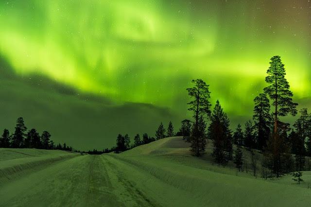 Finland wallpaper images aurora Lapland