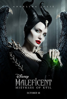 Maleficent Mistress Of Evil Movie Poster 4