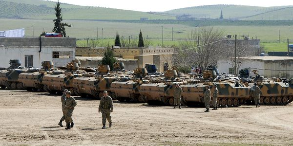 Presiden Erdogan: Turki Berhak Lakukan Operasi Militer Di Manapun!