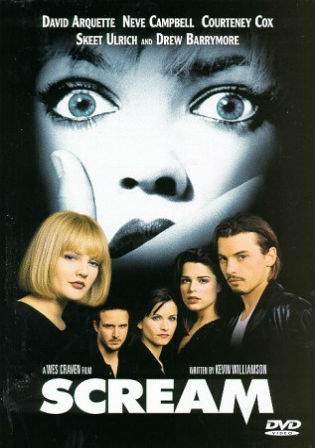 Scream 1996 BRRip Hindi 480p Dual Audio 350MB Watch Online Full Movie Download bolly4u