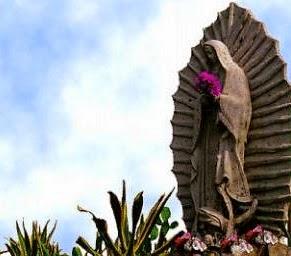 ermita de guadalupe leyenda