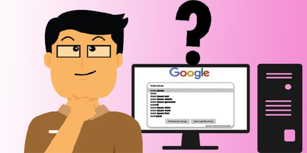 mesin pencarian google