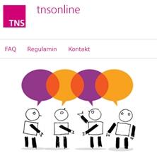 tnsonline logo panel
