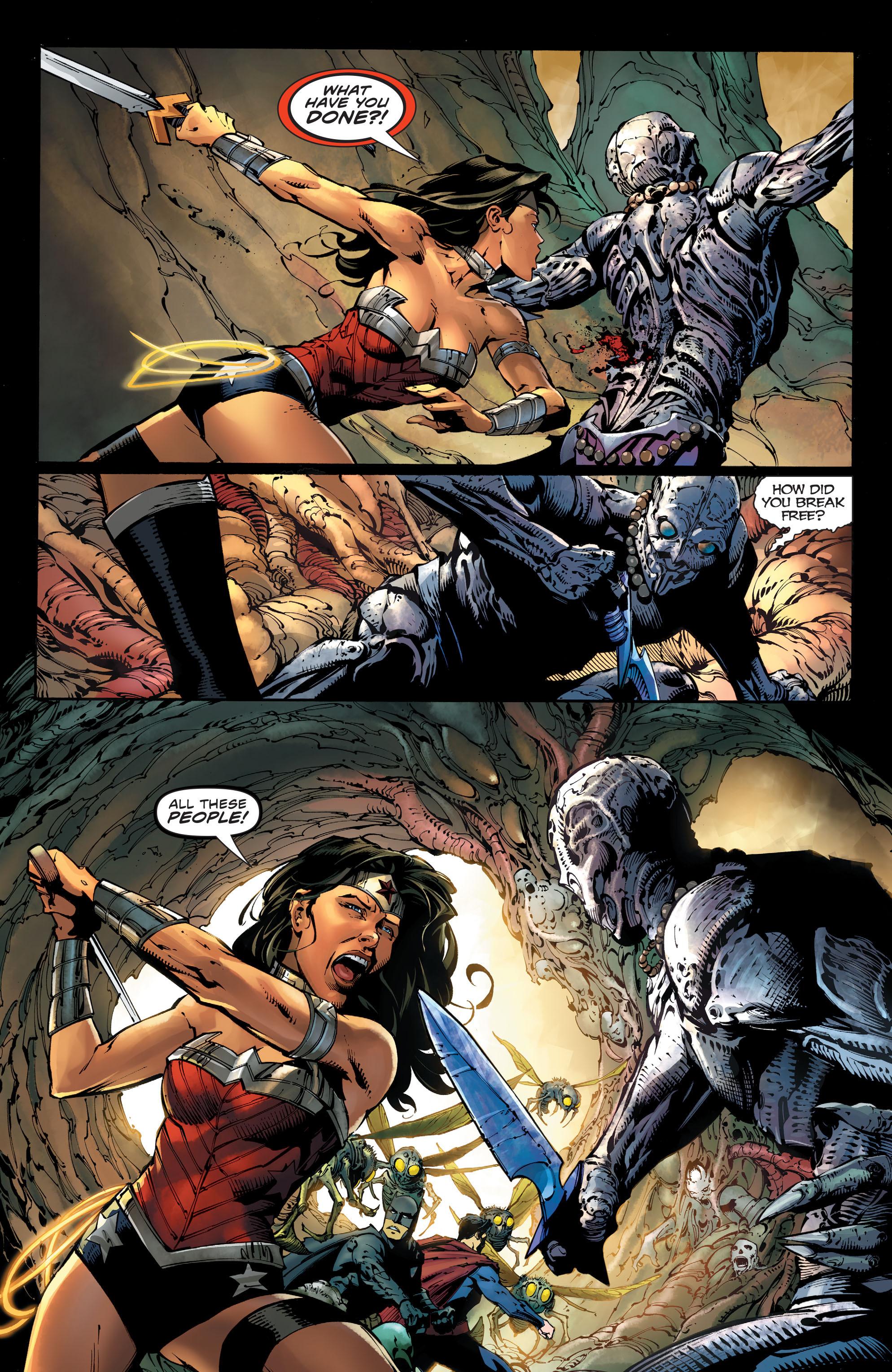 Read online Wonder Woman (2011) comic -  Issue #39 - 7