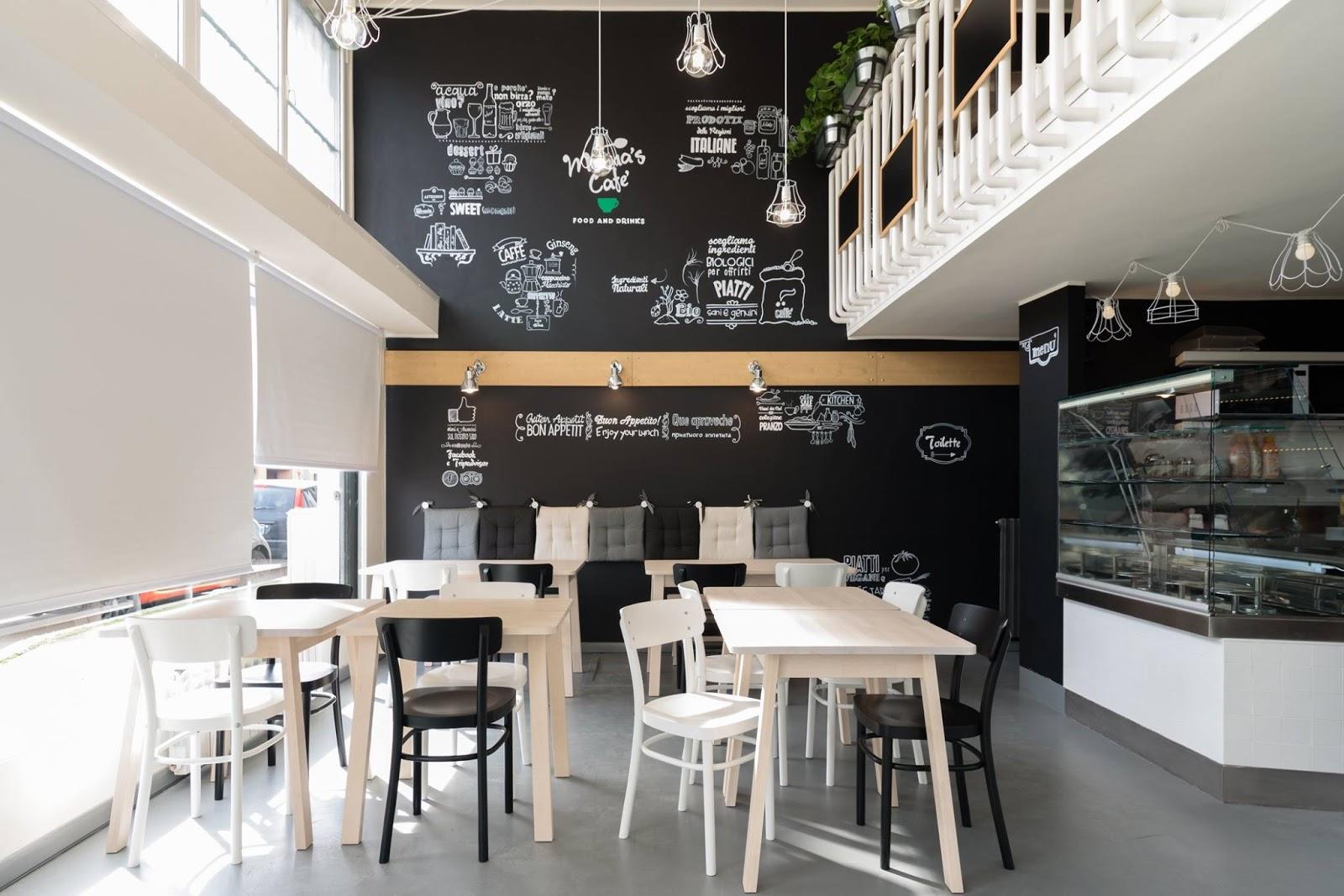 Amato L'ambiente familiare del Mama's Cafè a Milano by Nomade  YH11