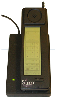 Ibm Created the World's First Smartphone 25 Years Ago
