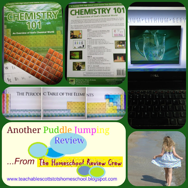 Review, Hashtags: #hsreviews #101series #homeschoolscience, Homeschool science, high school science, middle school science, biology, chemistry,