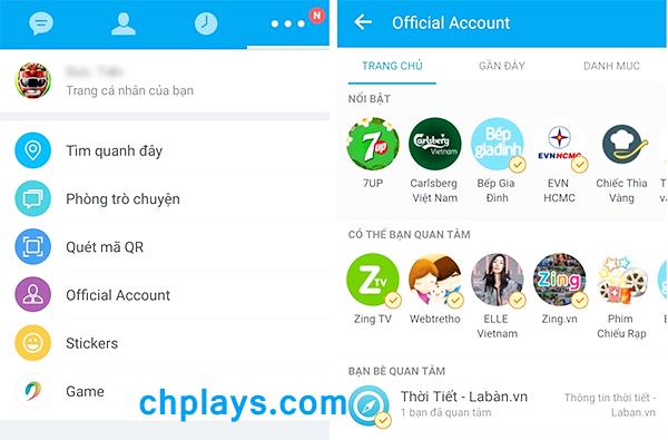 Tải Zalo - Nhắn Tin, Gọi Video Cho PC, Android, IOS Miễn Phí f