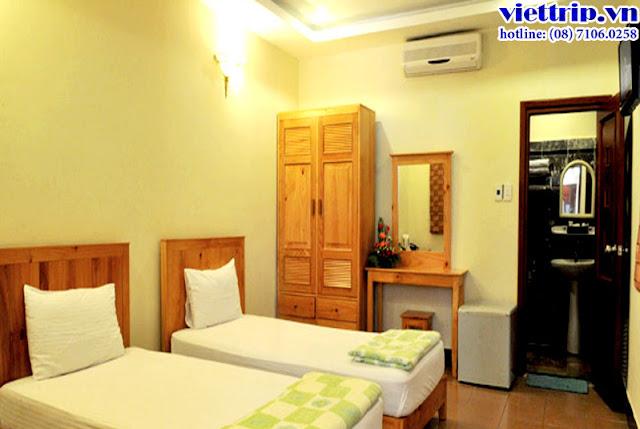Phòng ngủ - Thùy Dương resort Long Hải