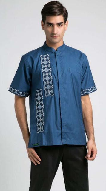 Model desain baju muslim