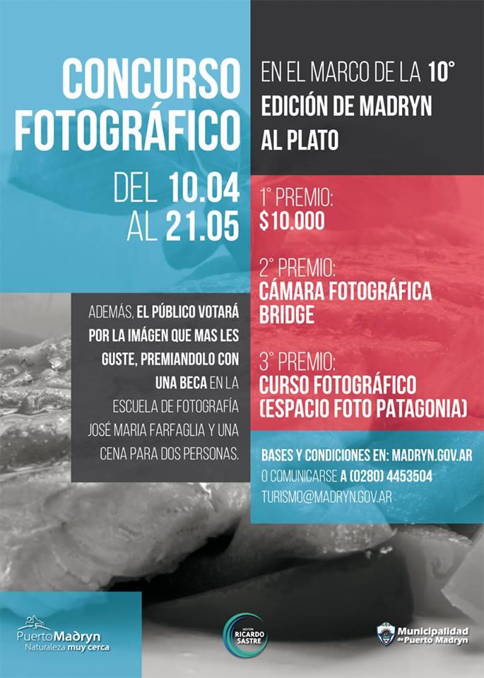 Concurso fotográfico en el marco de los 10 años de \