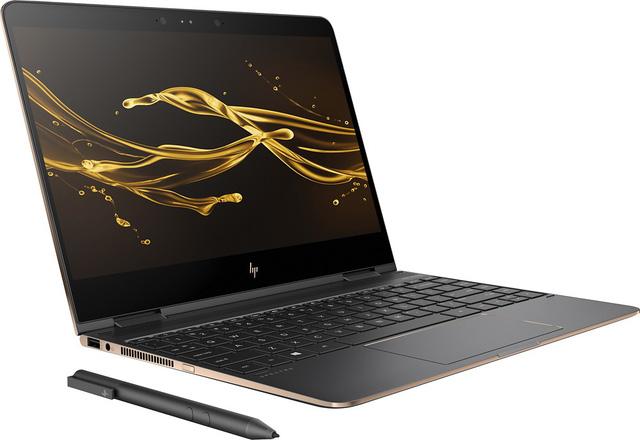 HP nâng cấp laptop HP Spectre x360: màn hình 4K, tặng kèm bút cảm ứng giá 1600 USD