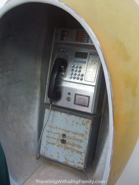 Where do they still have payphones?