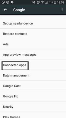 Apps, Connected