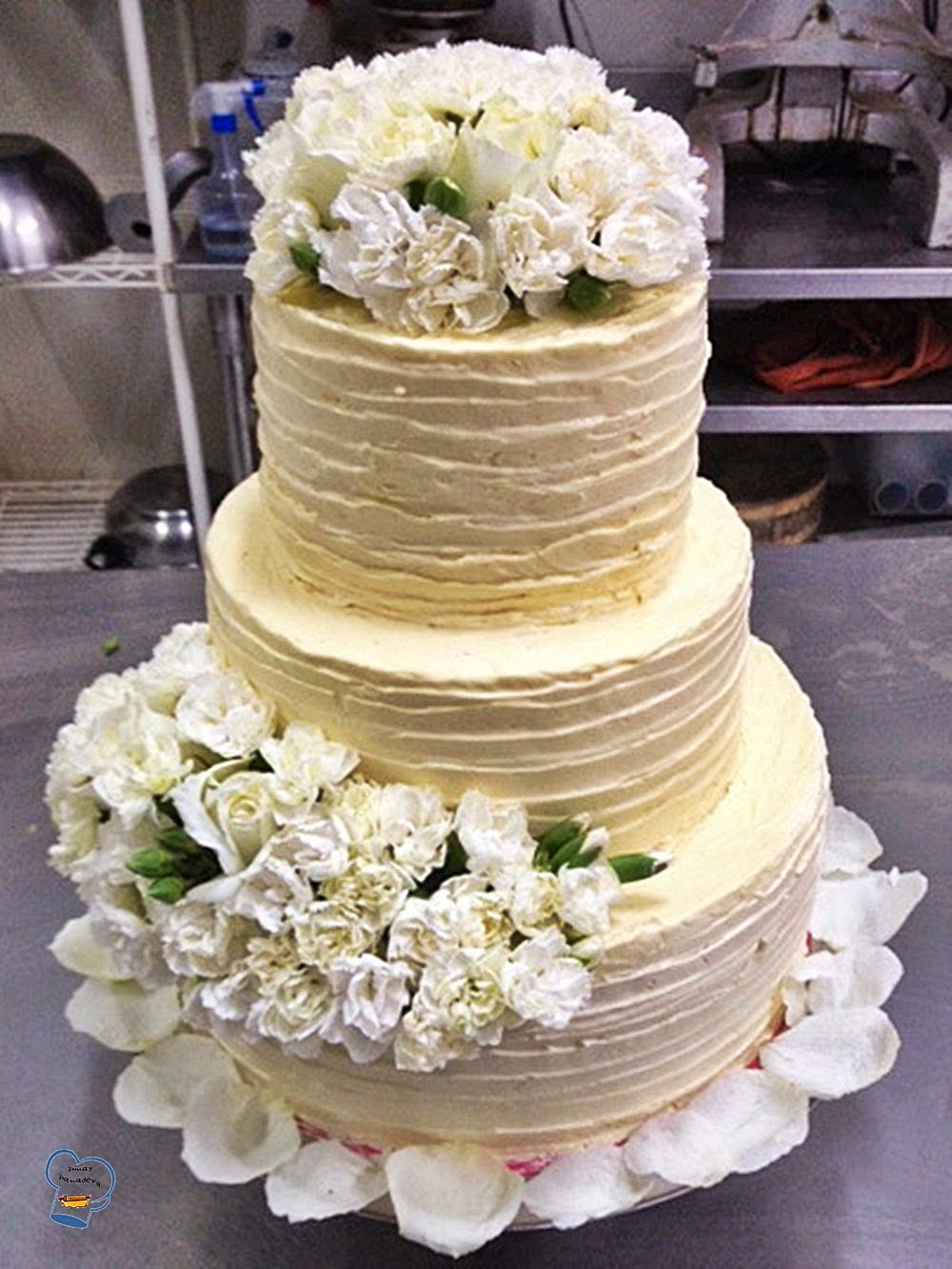 wedding cake icing buttercream panadera s culinary adventures velvet cake with 22866