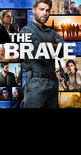 The Brave (2017-) ταινιες online seires xrysoi greek subs