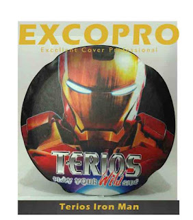 Cover Ban New Terios Iron Man