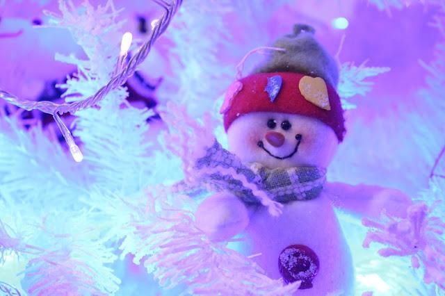 blogmas christmas snowman