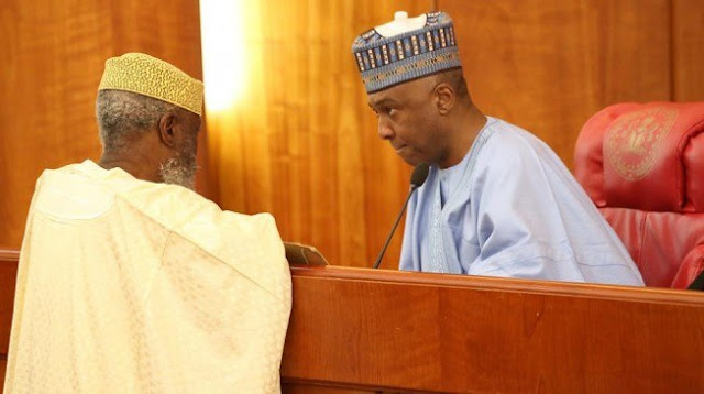 It's by force… senate passes bill compelling govt to patronise made-in-Nigeria goods