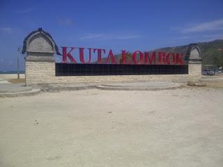 Pantai Kuta - Lombok