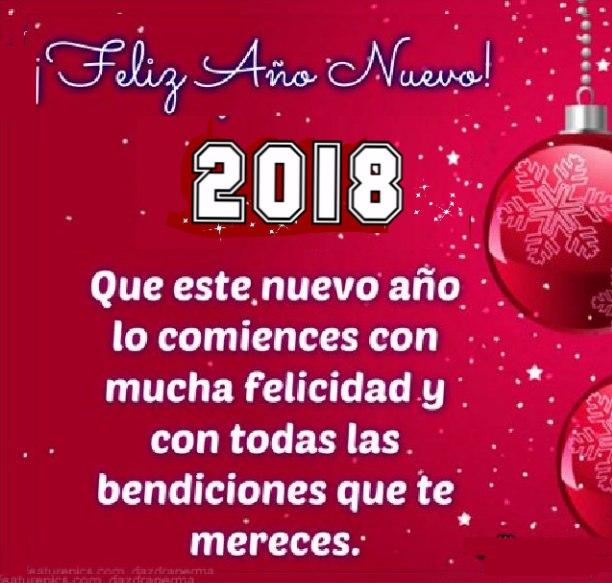 Imágenes de Navidad y año nuevo 2018