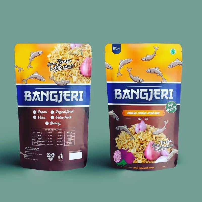Kemasan terbaru dari BangJeri