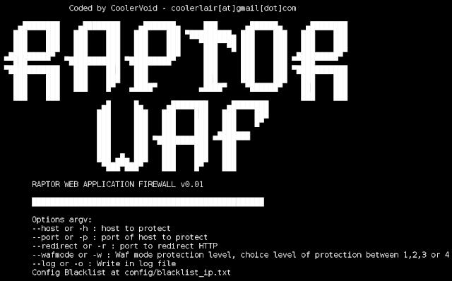 Raptor WAF v0.5