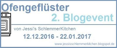 Blogevent bei Jessi's Schlemmer Kitchen | Ofengeflüster