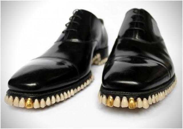 En Sıra Dışı Ayakkabı Modelleri
