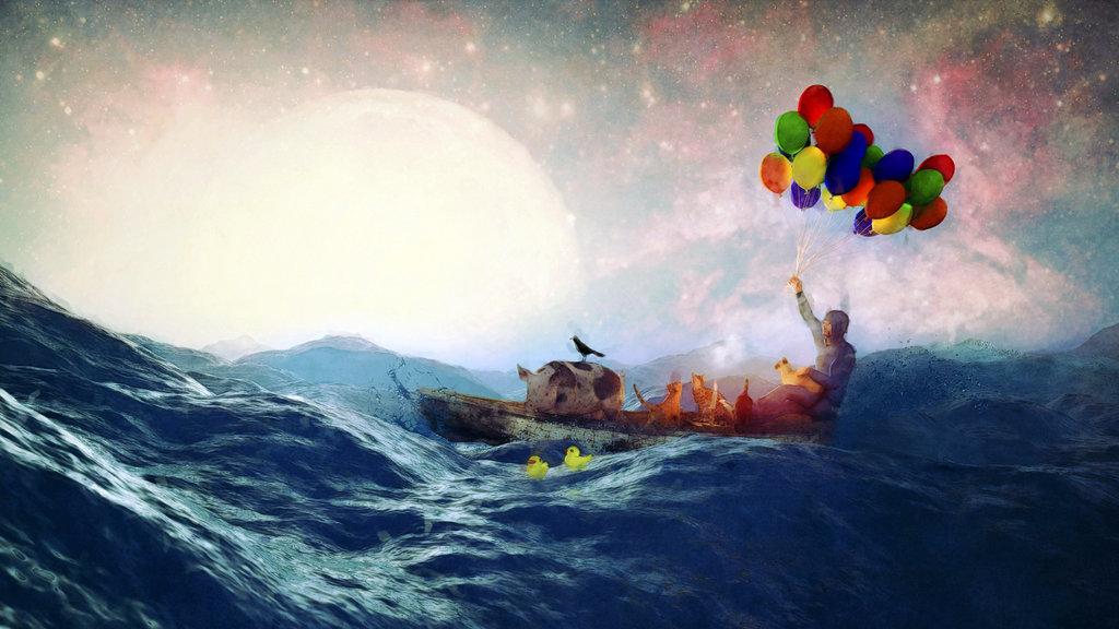 Giấc mơ của chúng ta là niềm hạnh phúc hay là sự ác mộng?