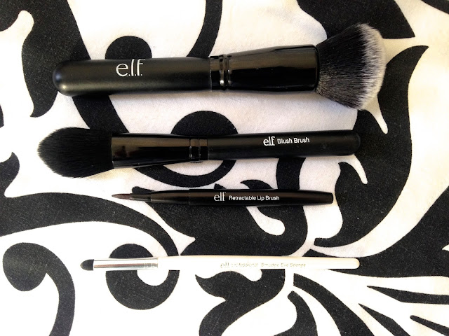 ELF Make Up Brushes