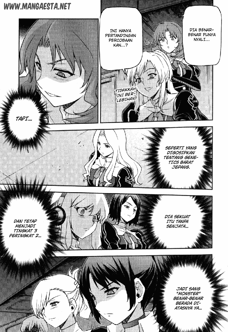 Baca Manga Freezing Chapter 55 Bahasa Indonesia