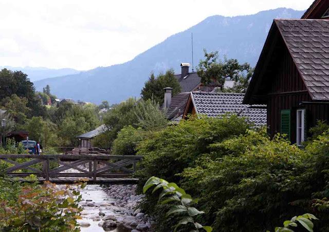 Auf der Via Artis durch Altaussee in der Steiermark © Copyright Monika Fuchs, TravelWorldOnline