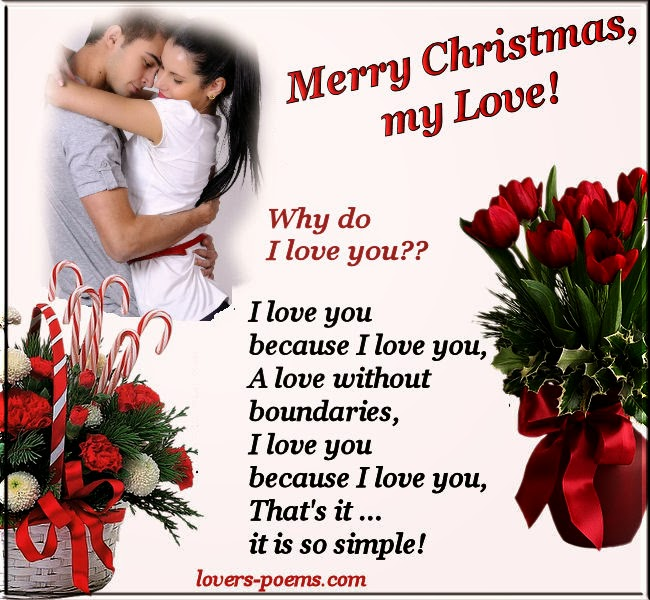 Love Quotes Xmas: I Love You Short Romantic Love Messages Whatsapp SMS