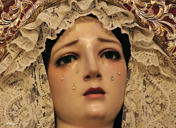 Rosario de la Aurora en honor de María Santísima del Amor de Córdoba este Domingo