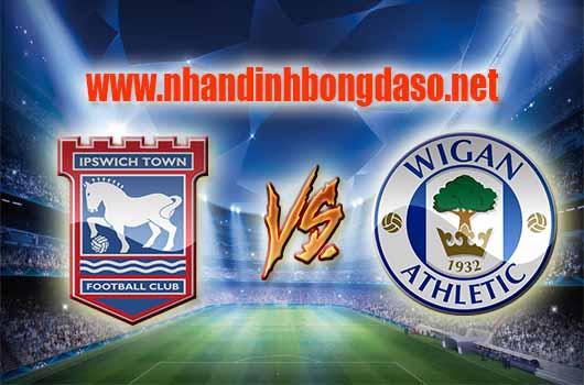 Nhận định bóng đá Ipswich vs Wigan Athletic, 02h45 ngày 05/04