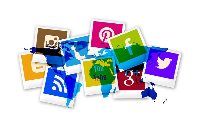 Social media is also an example of web app.