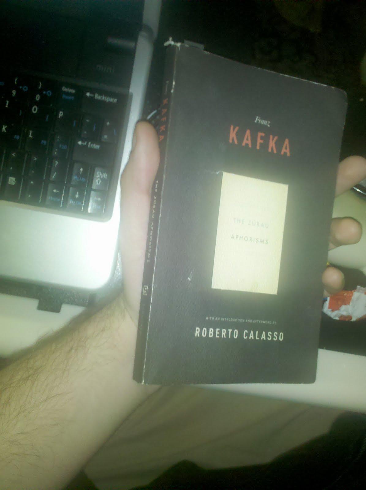 Cryptomnesia: The Physical Writing Process [Pt  6 Franz Kafka