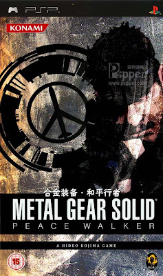 metal gear solid peace walker psp download