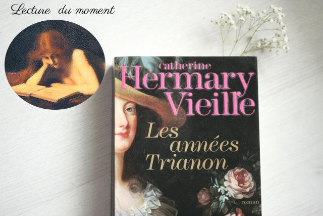 critique et avis sur le livre les années trianon de catherine hermary vieille vanessa lekpa