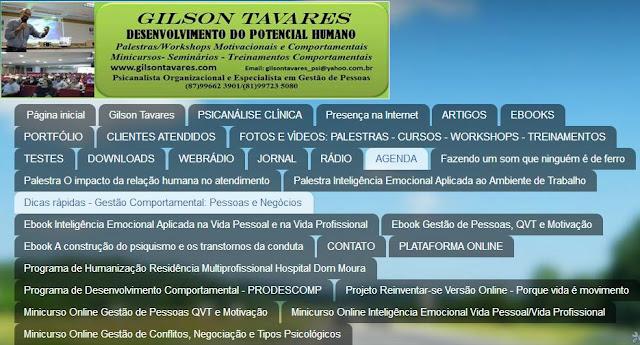 Palestras motivacionais e Comportamentais - Workshops Treinamentos Comportamentais - Consultoria Comportamental