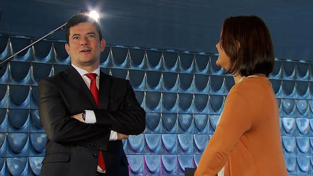 O juiz Sérgio Moro será o primeiro entrevistado no programa Impressões, na TV Brasil