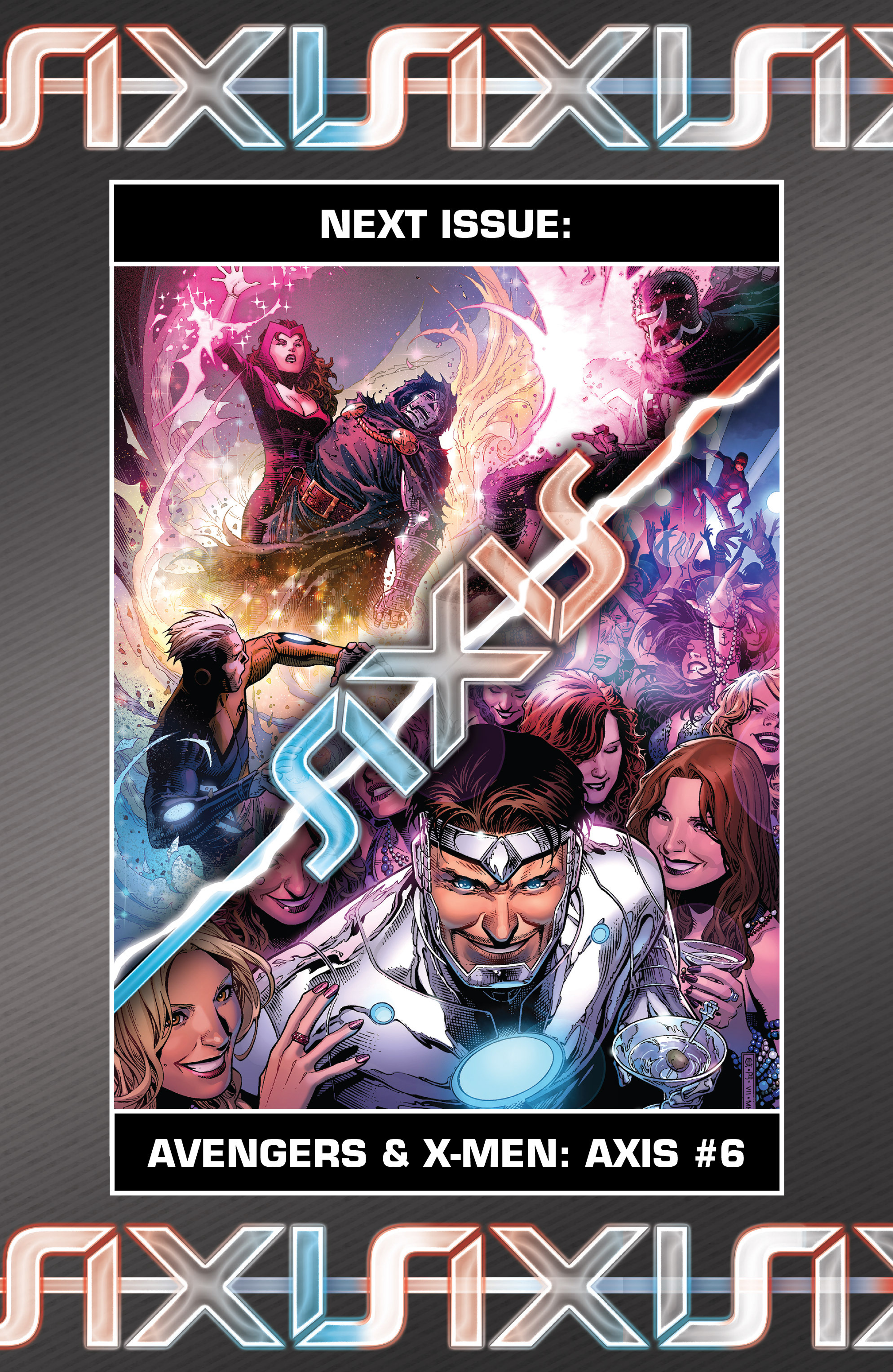 Read online Avengers & X-Men: AXIS comic -  Issue #5 - 24